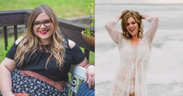 Mulher que lutava contra obesidade perde 54 kg sem academia – R7