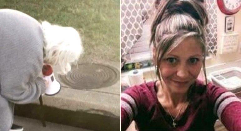 Mulher resgatada em bueiro na Flórida também foi encontrada em bueiro no Texas
