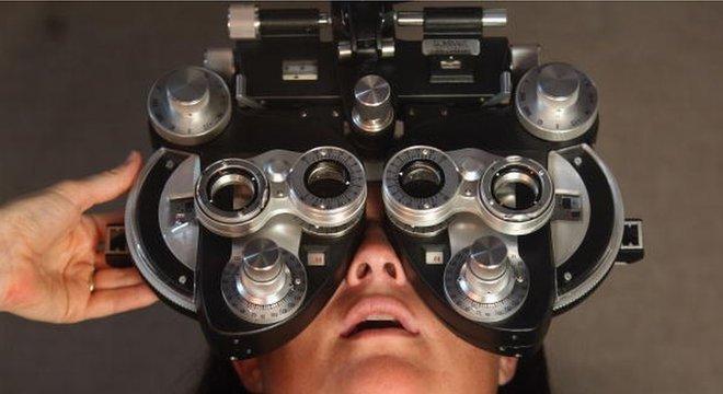 A previsão é de que, em 2020, quase 35% da população mundial estejam sofrendo de miopia e que, em 2050, sejam quase 52%