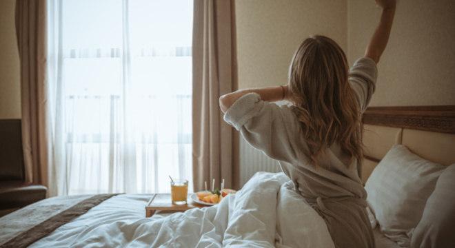 Roupas de cama e banho elegantes para dar aquele ar de hotel à sua casa e muito mais conforto para o seu dia a dia