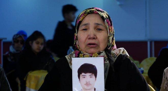 'Meu cunhado e meu sobrinho estão desaparecidos', diz esta mulher à BBC