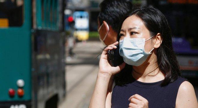 Infecções em Hong Kong atingiram um recorde, de 149 casos, na quinta-feira