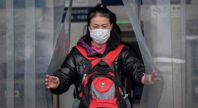 Medidas de contenção vem sendo adotadas em diversas regiões da China