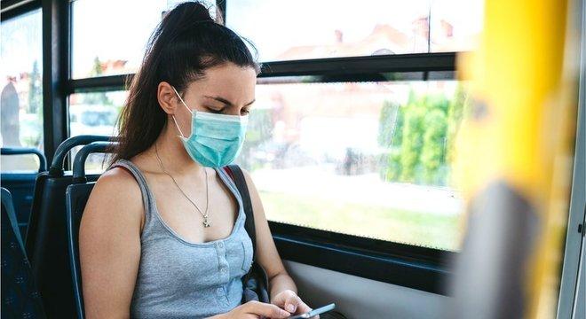 As máscaras faciais podem nos proteger de nós mesmos