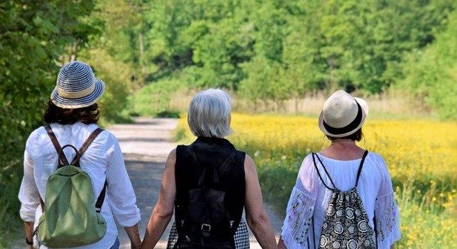 Expectativa de vida das mulheres  foi de 79,6 para 79,9 anos em 2018
