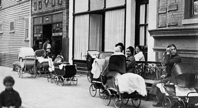 Clínica Sanger em Nova York acabaria se tornando a sede da American Birth Control League, que Sanger fundou e se converteu na Federação de Planejamento Familiar dos Estados Unidos
