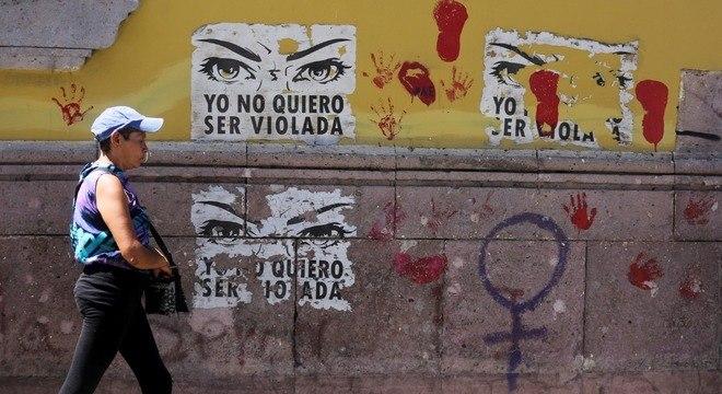 Somente neste ano, 200 mulheres foram vítimas da violência de gênero no país