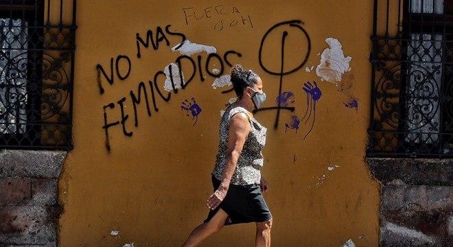 No primeiro semestre, Honduras registrou 50 mil denúncias de violência machista
