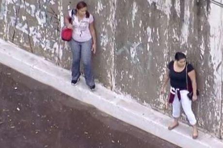 Mulheres ilhadas em Osasco
