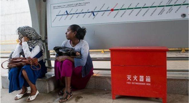 A China é a principal parceira comercial dos países africanos