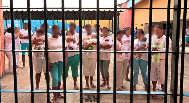 Número de gestantes e lactantes presas caiu 63% desde janeiro, segundo CNJ