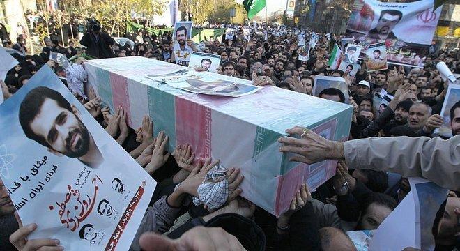Mostafa Ahmadi-Roshan foi o quarto cientista iraniano assassinado nos últimos anos