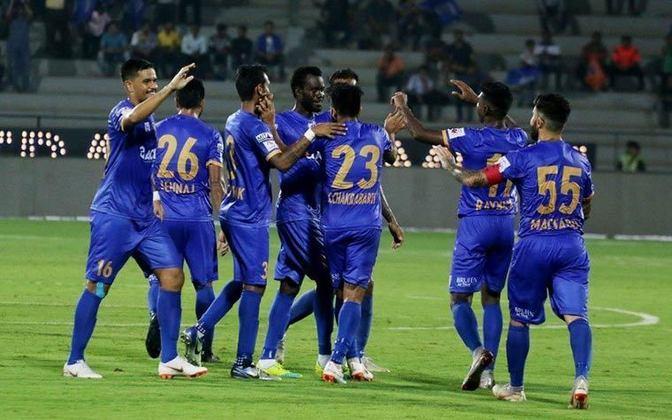 Mumbai City (India) - Controlado por: City Football Group