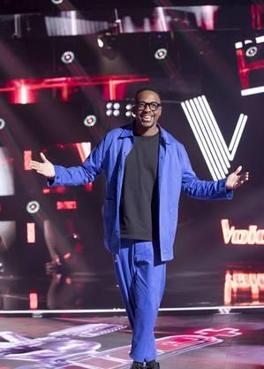 Mumuzinho no The Voice Kids