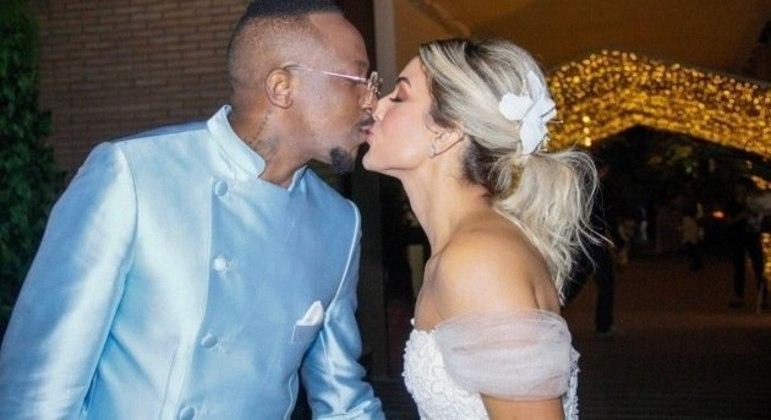 Mumuzinho e Thainá Fernandes estavam juntos desde 2019