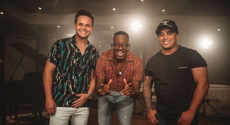 A primeira parceria sertaneja de Mumuzinho é com Matheus e Kauan