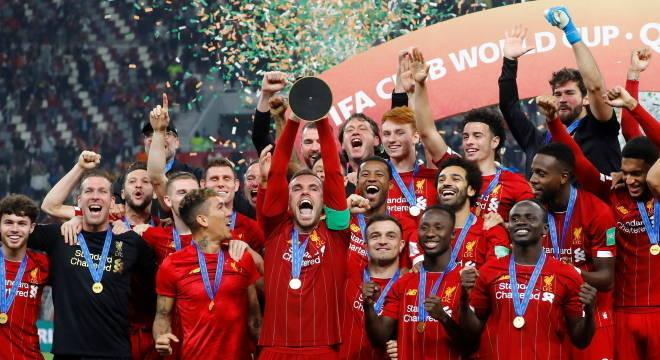 Liverpool foi o último campeão mundial interclubes, em 2019
