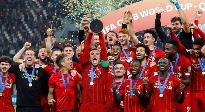 Liverpool venceu Flamengo e foi campeão do Mundial da Fifa em 2019