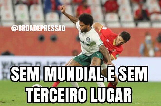 Mundial de Clubes: Palmeiras é derrotado pelo Al Ahli, fica em quarto lugar e é alvo de memes nas redes sociais
