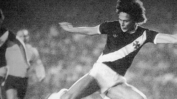 Munique, Alemanha - 1972 - Roberto Dinamite (atacante).