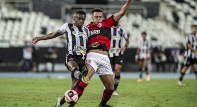 Muniz - Botafogo x Flamengo