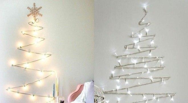 Mural de Natal: ideias criativas para incrementar a sua decoração