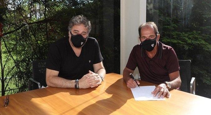 Muricy incluiu cláusula no contrato. Não voltará a ser técnico de 'jeito nenhum'