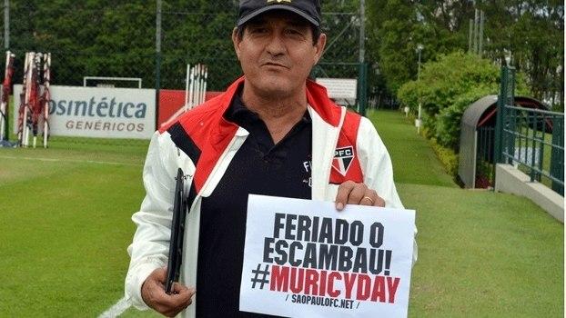 Muricy tem certeza da vitória de Casares. Voltará como coordenador de futebol do São Paulo