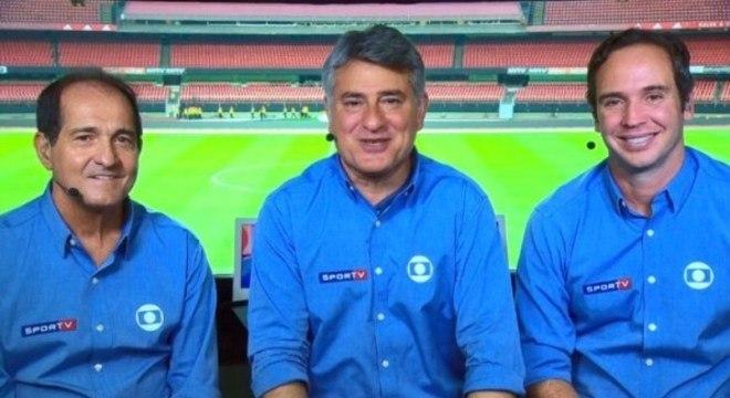 Muricy está muito melhor adaptado à função de comentarista da Globo