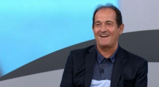 Muricy Ramalho - comentarista do Sportv