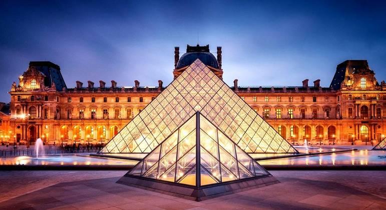 Museu do Louvre disponibiliza o seu acervo gratuitamente em seu site