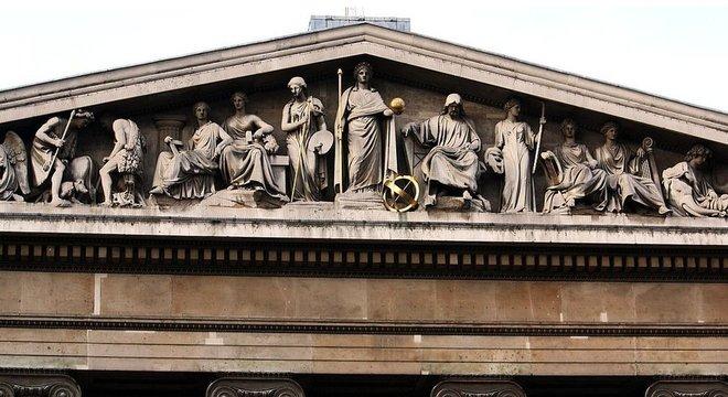 A historiadora fez uma visita reveladora ao Museu Britânico de Londres quando tinha cinco anos