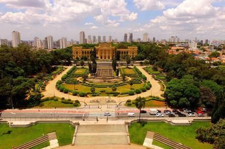 Doria anuncia início das obras de restauro do Museu do Ipiranga