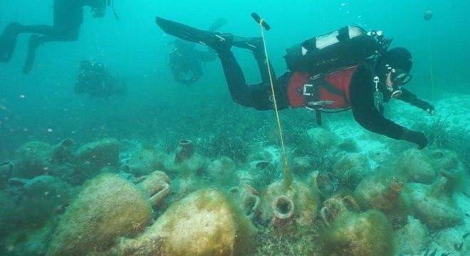 Visitantes poderão nadar e ver as belezas desse museu subaquático