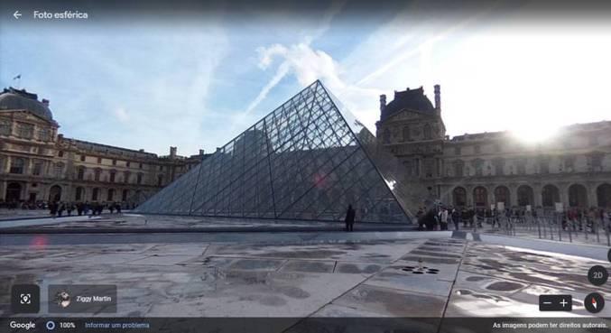 A busca por museus no Google Maps e Earth aumentou 60% desde março