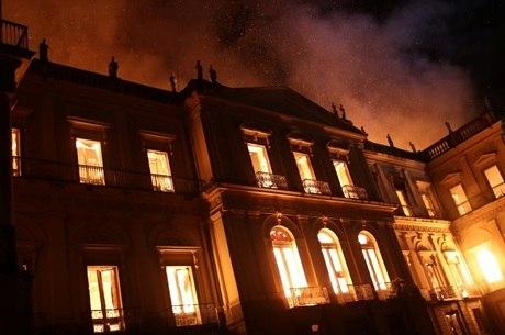 90% do acervo do Museu foi destruído