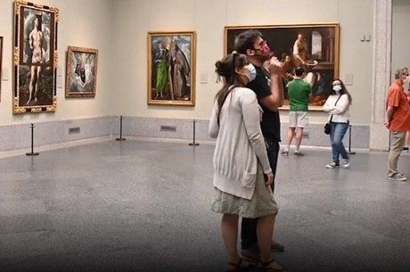 Museu Nacional del Prado foi reaberto