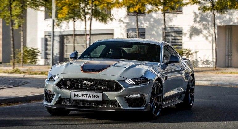 Ford não especificou quantas unidades do carro estarão disponíveis no mercado
