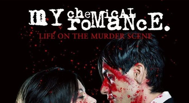 My Chemical Romance - Life On The Murder Scene