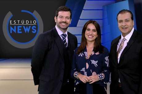 Spencer Toth Sydow, Tainá Falcão e Paulo Marco Ferreira Lima