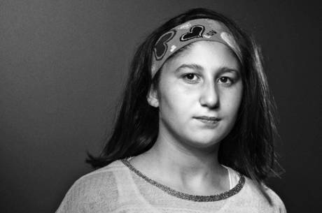 Membros da família de Myriam foram mortos na guerra