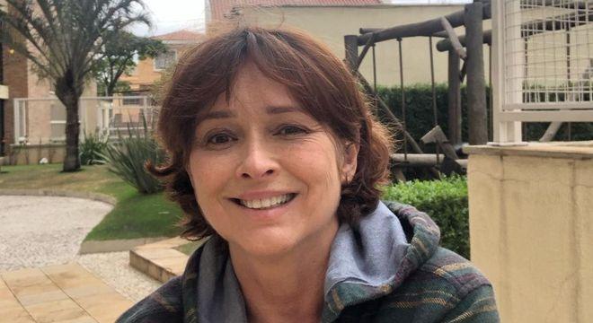 """Myrian Rios interpretou a diretora Ruth em """"As Aventuras de Poliana"""""""