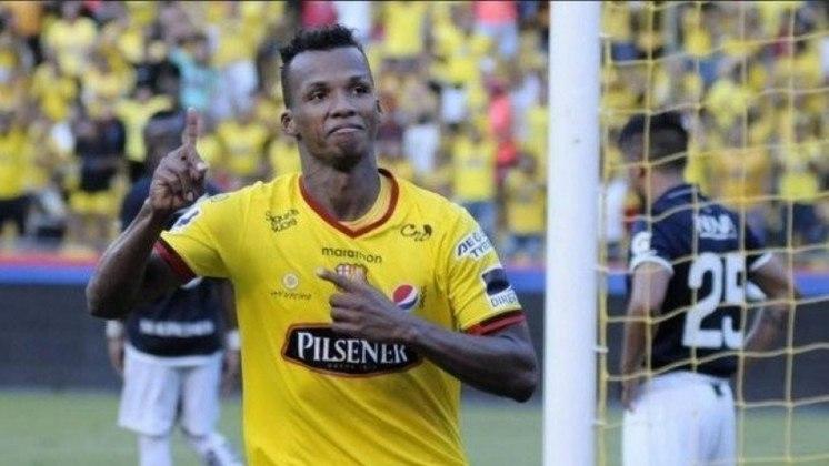 Na 23ª posição está o Barcelona de Guayaquil, do Equador. A equipe tem o valor da camisa de 71,96 dólares, cerca de 59,90 pesos equatorianos. Sua fornecedora é a Marathon.