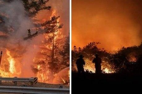 Na Califórnia é incêndio, no Pantanal é queimada. Pode isso?