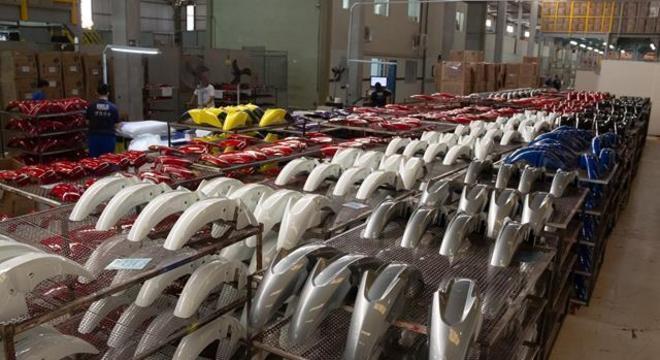 Pandemia fez crescer o setor de motofretistas que por sua vez faz aumentar demanda por peças de reposição