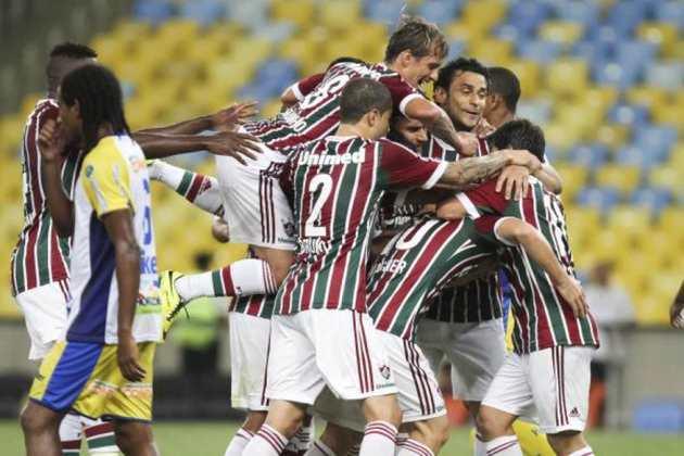 Na Copa do Brasil de 2014, o Fluminense foi surpreendido e perdeu para o Horizonte fora de casa por 3 a 1. No Rio de Janeiro, a equipe deu a volta por cima e goleou por 5 a 0, avançando para a fase seguinte
