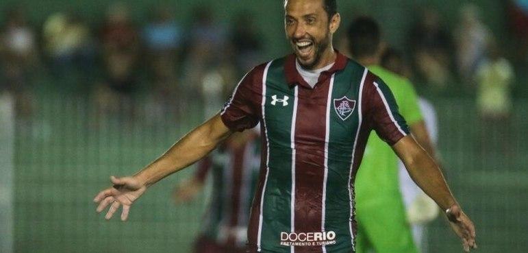 Na Copa do Brasil, o Fluminense perdia por 2 a 0 para o Moto Club, fora de casa, quando Nenê marcou dois gols e ajudou a equipe a sair com a vitória por 4 a 2 no Estádio Castelão de São Luís,.