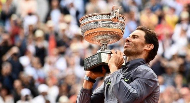 Na decisão deste ano, o vice-líder da ATP reencontrou Thiem, atual quarto do mundo, e o venceu por 3 sets a 1, com parciais de 6-3, 5-7, 6-1 e 6-1.