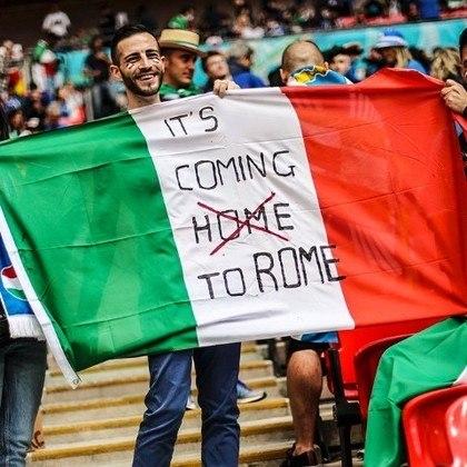 Na decisão por pênaltis, a Itália superou a Inglaterra e conquistou a Eurocopa pela segunda vez. Nas redes sociais, os torcedores ironizaram a famosa frase