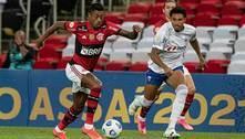 Flamengo e Fortaleza decidemem casa semifinais da Copa do Brasil